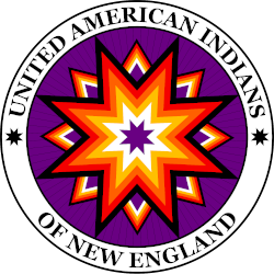 United American Indians of New England Logo